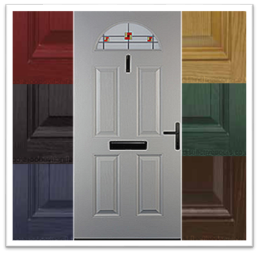 The Features and Benefits of Composite Front Doors