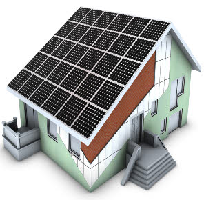 Low cost solar panels in the UK